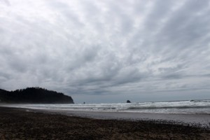 Cape Meares from the North. Doug Campbell Photo
