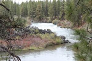 Deschutes River. Central Oregon Doug Campbell Photo