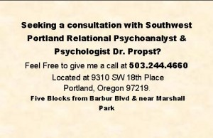 Seeking a Consultation.PSYCHOANALYSIS.no.logo.march 29.2013.bigger