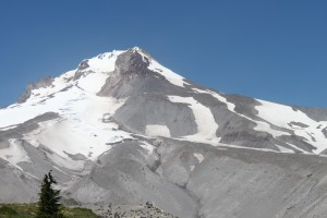 Mount Hood, Timberline Trail. Doug Campbell Photo